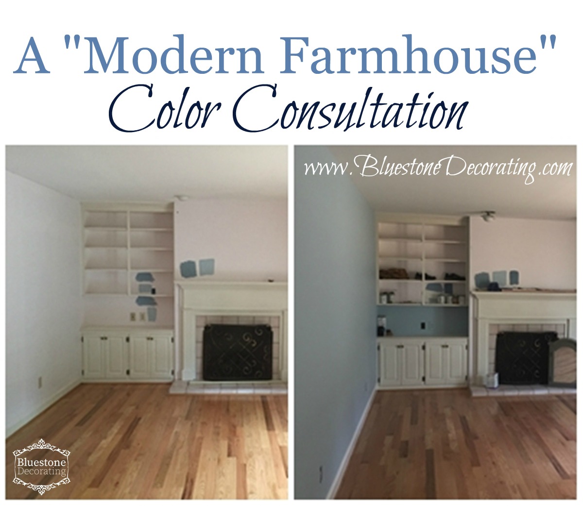The Images Collection Of Modern Farmhouse Tour Interior: A Modern Farmhouse Color Consultation Helps Client Find